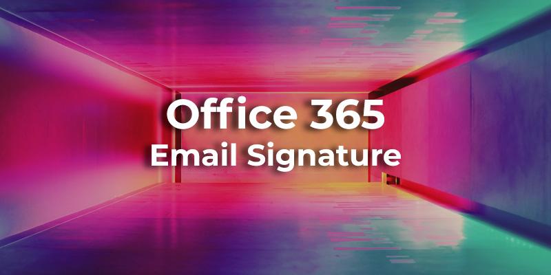 firma email signature