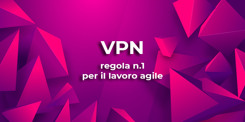 connessione vpn lyb smart working